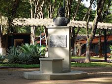 Plaza Bolívar de nuestro Vice Rectorado de San Carlos