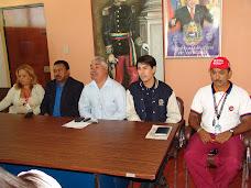 Autoridades de las Universidades invitaron a ejercer derecho al voto y no caer en la violencia