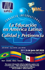 Congreso Internacional La Educación en América Latina: Calidad y Permanencia