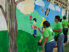 MURAL ECOLOGICO