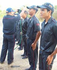 Bautizados nuevos bomberos y bomberas unellistas