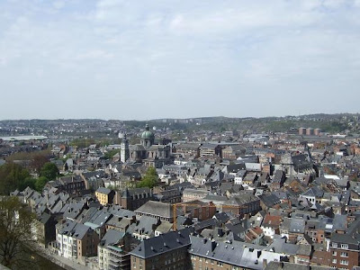 centre of Namur