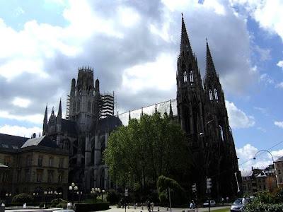 St. Ouen Abbey