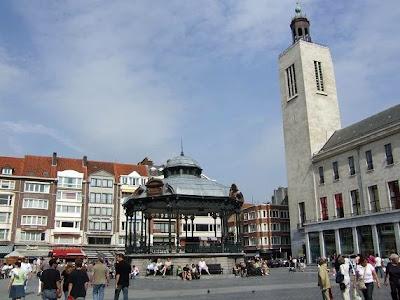 Ostend centre