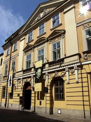 house where John Paul II lived