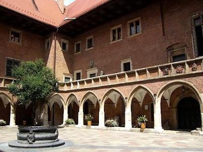 the Collegium Maius
