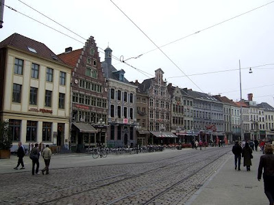 centre of Ghent