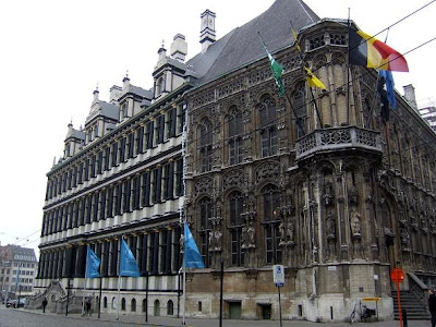 Town Hall of Ghent