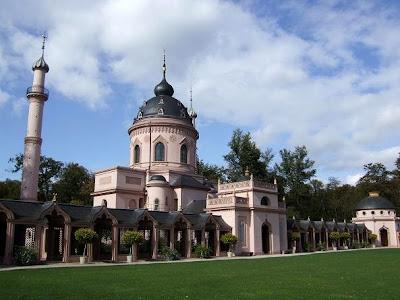 mosque in Schwetzingen