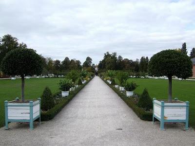 garden in Schwetzingen