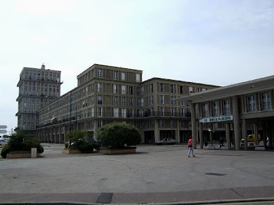 centre of Le Havre
