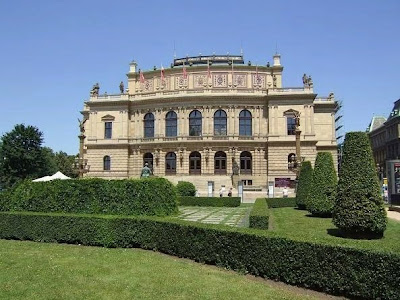 Rudolfinum in Prague