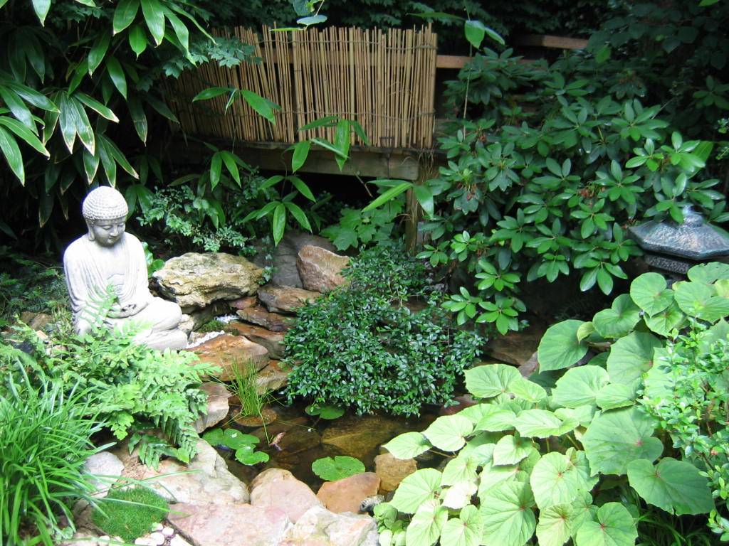 SWEET HOME DESIGN AND SPACE: Basic Design of Japanese Garden