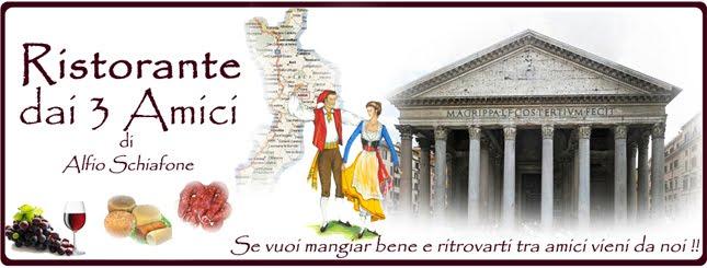 Ristorante Calabrese a Roma