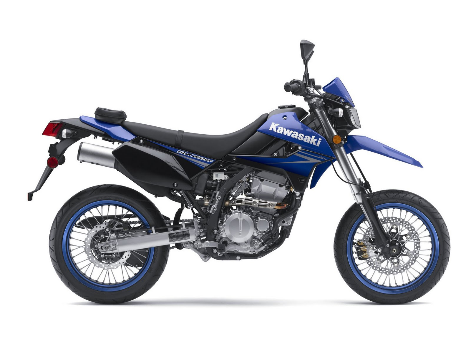 Top Motorcycle: 2010 Kawasaki KLX250SF