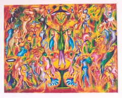 AUGUSTO PINHEIRO: Pintor nisense