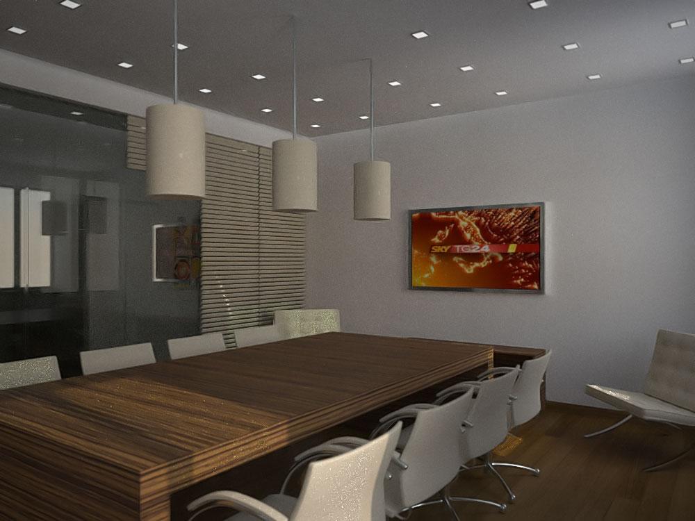 Ri architettura ristrutturazione ufficio for Ufficio architetto design