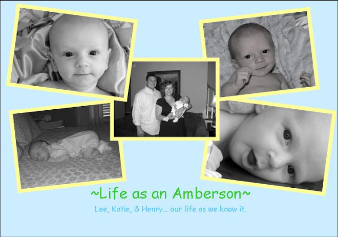 Life as an Amberson