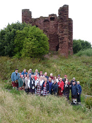 Clan MacDuff at MacDuff Castle