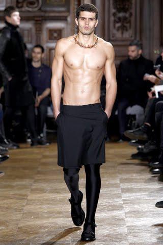 Givenchy Fall 2010