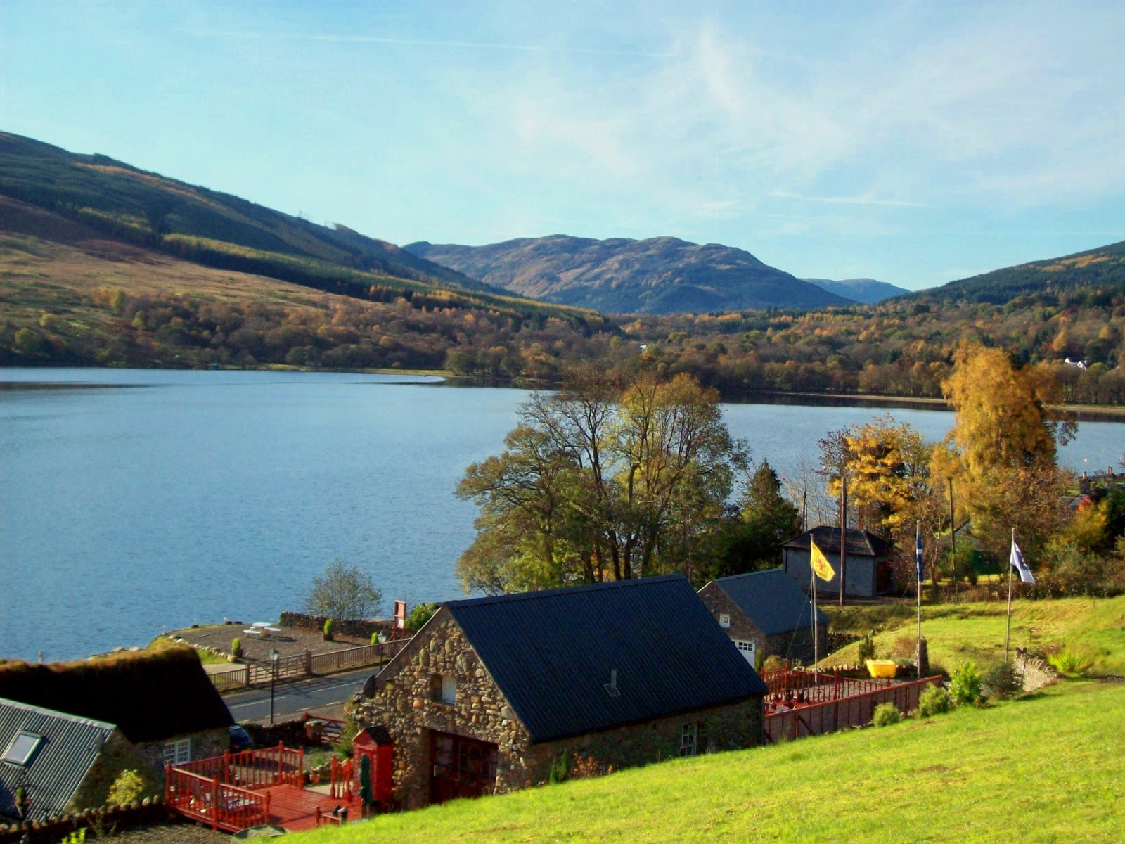 Cottages rentals scotland