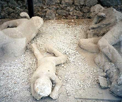 Pompeii Survivors