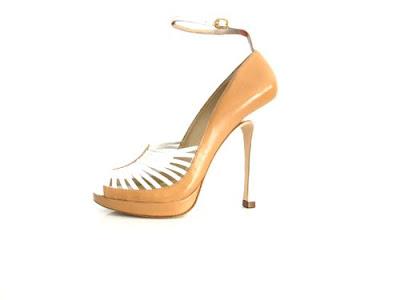 Lujuria Shoes, María Arellano Primavera Verano 2010