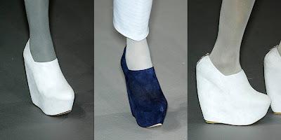Desirée Barroso Shoes Osman Yousefzada