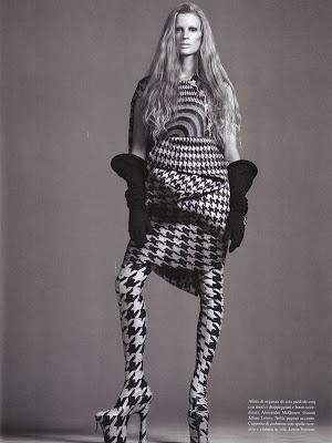 Steven Meise para Vogue Italia