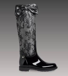 Valentino Wellington boots en www.elblogdepatricia.com