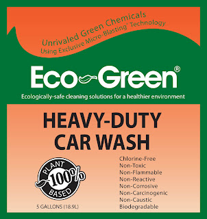 eco green car wash,