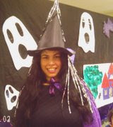 Entrar no mundo do faz de contas como uma bruxa ou uma fada!!!