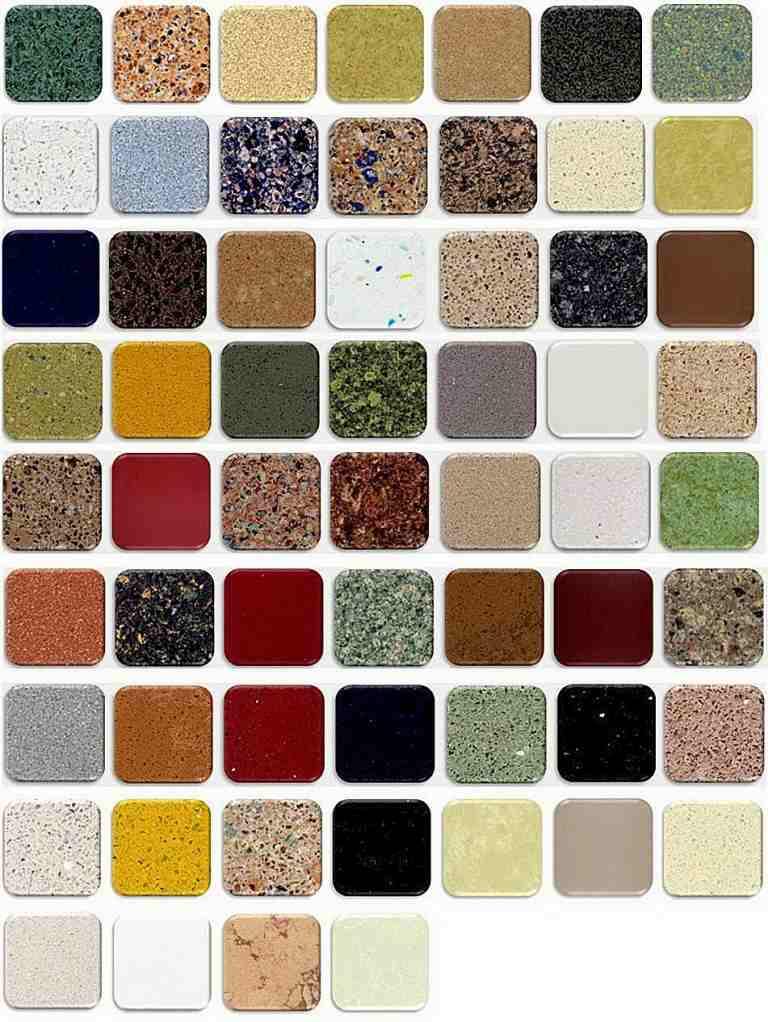 Grupo nuevas t cnicas silestone - Carta colores silestone ...