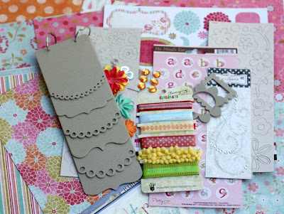 Its All In The Details Album Kit My Creative Scrapbook