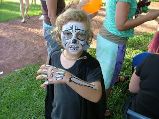 Peregrine @ School Twilight Fair - Scary Monsters