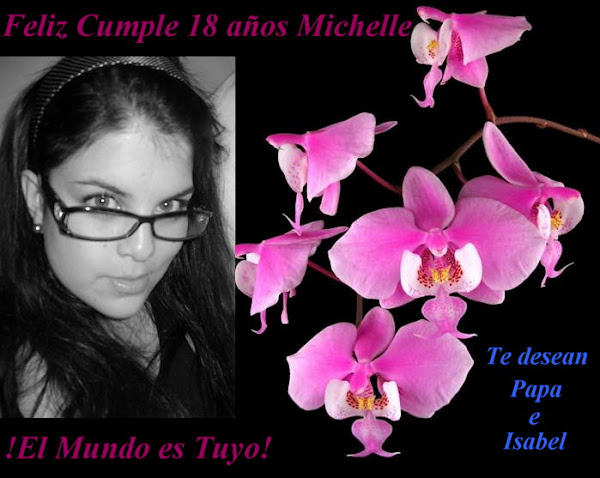 Michelle 18 Años