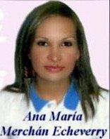 Ana María Merchán Echeverry (1976 † 2008)