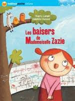 LES BAISERS DE MLLE ZAZIE