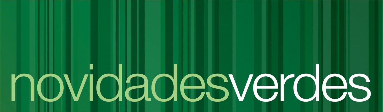 Novidades verdes