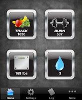 iPhone tracknburn apps