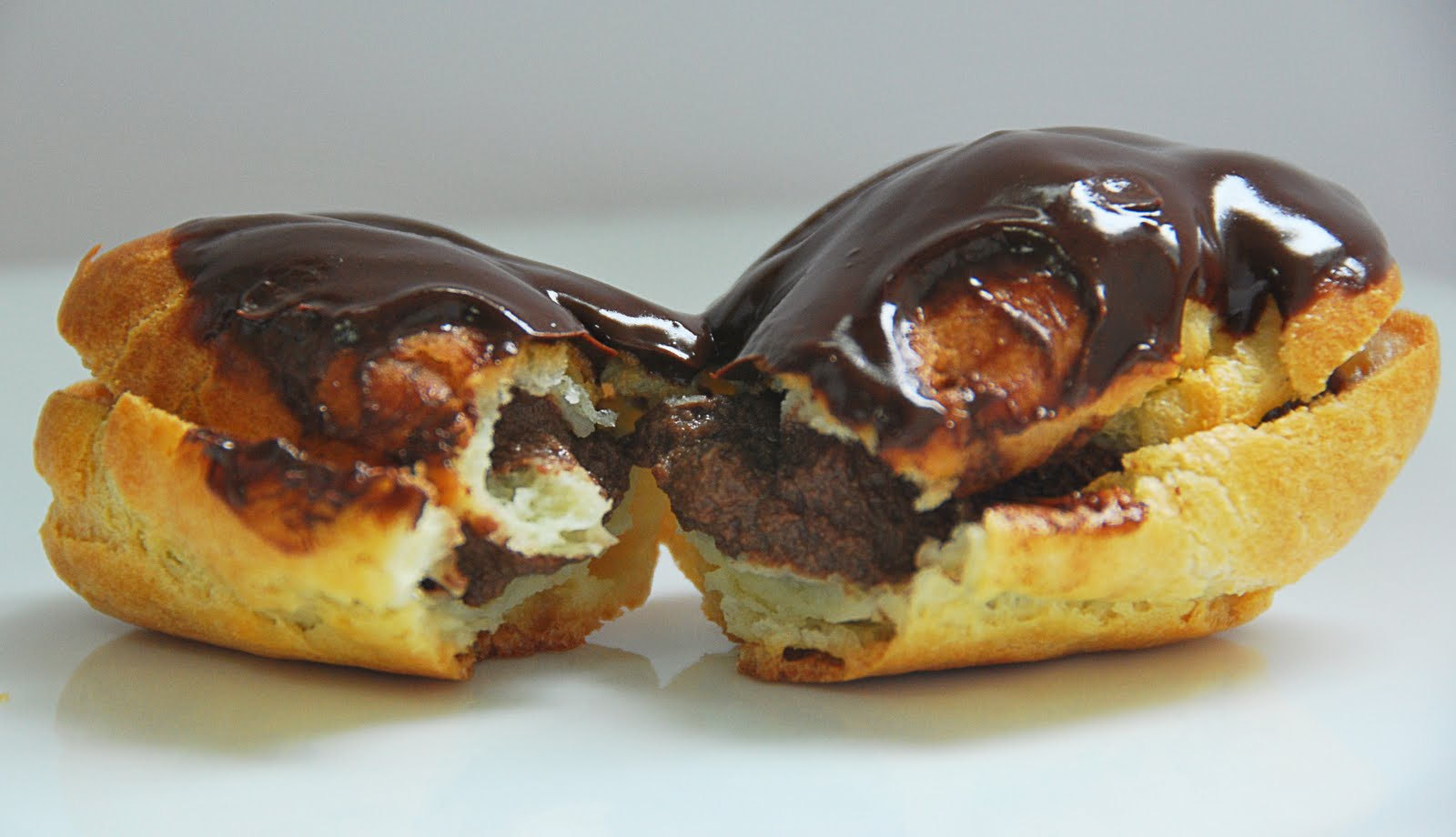 Chocolate Eclairs | The Baker in Me ~ Bake, Baking, Baked.