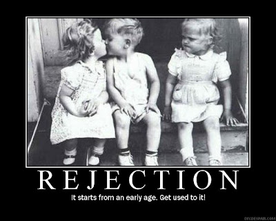how to deal with rejection from a girl