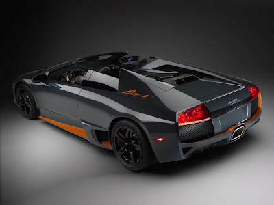 2010 Lamborghini Murcielago LP 650-4 Roadster Review