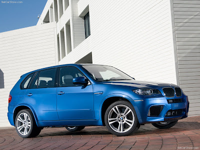 Motor Gears  New Reveal   2010 BMW X5 M adn X6 M