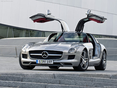 Mercedes Sls Amg Wallpaper. 2011 Mercedes-Benz SLS AMG: