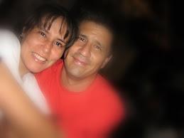 Peggy y Koki Alvez