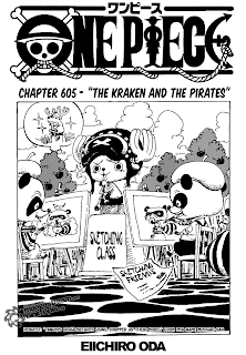 One Piece Manga 605