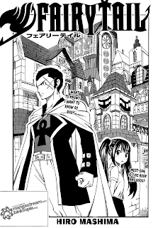 Fairy Tail Chapter 214