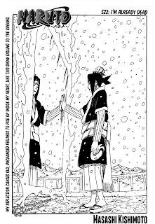 Naruto Chapter - 522