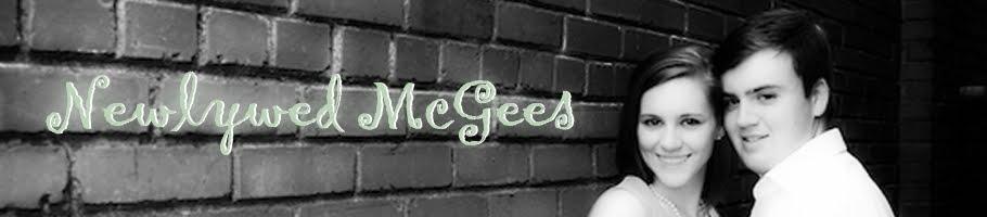 Newlywed McGees